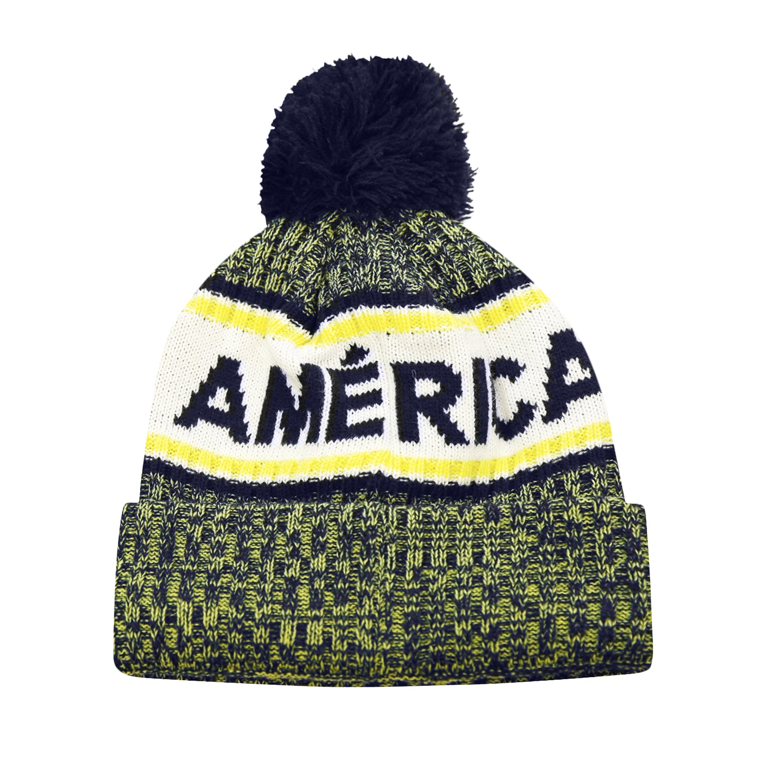 Club América Crowned Pom Pom Beanie by Icon Sports