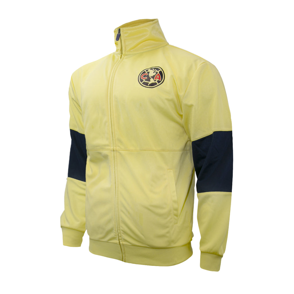 Club América Touchline Full-Zip Adult Track Jacket by Icon Sports