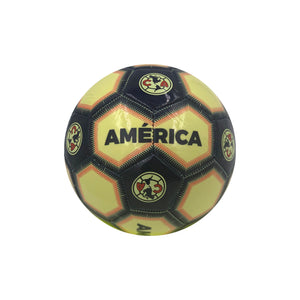 Club América Radical Stitch Size 2 Mini-Skill Ball by Icon Sports