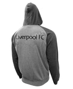Liverpool FC Lightweight Full-Zip Hoodie by Icon Sports