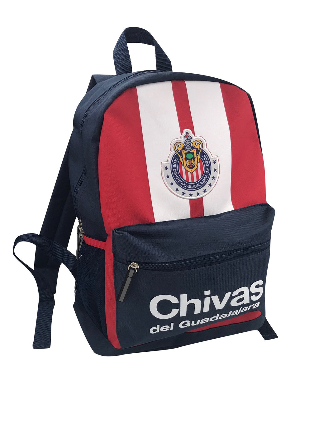 Chivas Backpack - Red Front by Icon Sports
