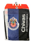 Chivas Logo Drawstring Cinch Bag by Icon Sports