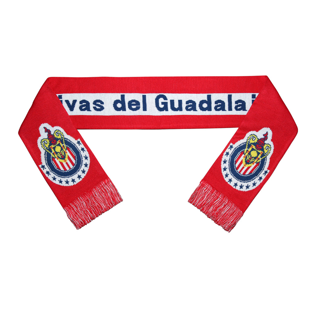 Chivas Reversible Fan Scarf by Icon Sports