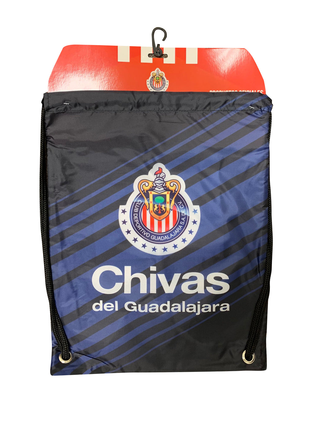 Chivas Drawstring Cinch Bag