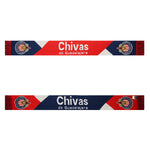 Chivas de Guadalajara Facet Reversible Fan Scarf by Icon Sports