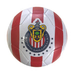 C.D. Guadalajara Classic Size 5 Soccer Ball by Icon Sports