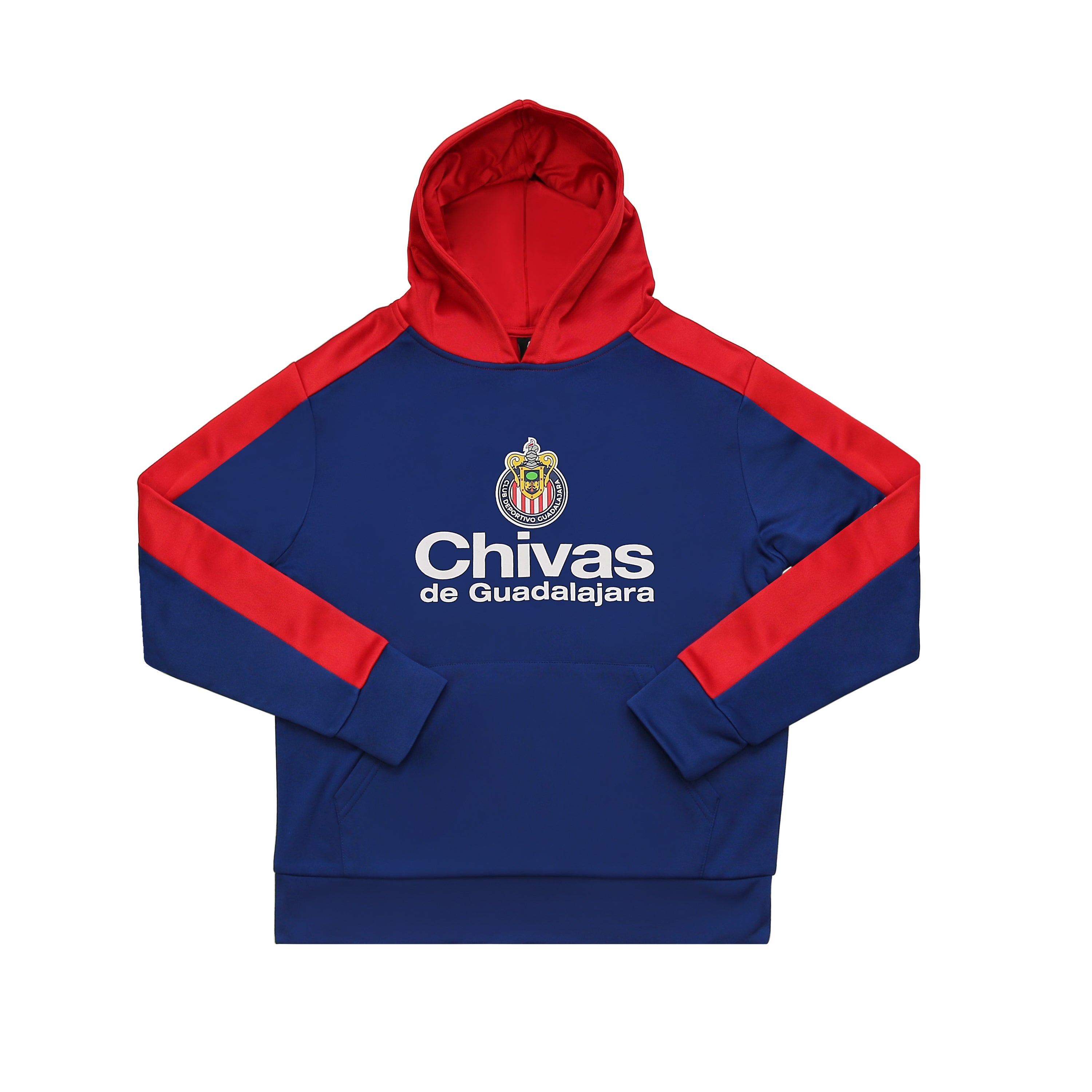 "Chivas de Guadalajara ""Side Step"" Youth Pullover Hoodie by Icon Sports"