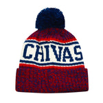 Chivas Crowned Cuff Pom Beanie by Icon Sports