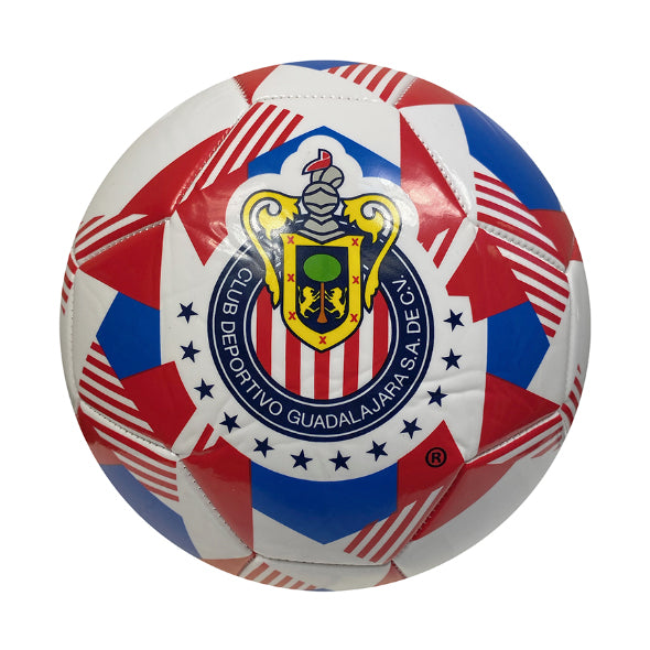 C.D. Guadalajara Regulation Size 5 Soccer Ball