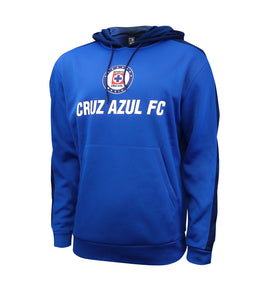 "Cruz Azul ""Side Step"" Adult Men Pullover Hoodie by Icon Sports"
