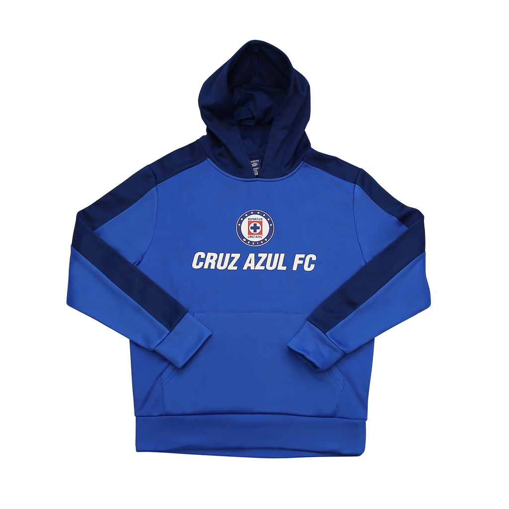 "Cruz Azul ""Side Step"" Youth Pullover Hoodie by Icon Sports"