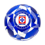 Cruz Azul Striped Size 5 Soccer Ball by Icon Sports