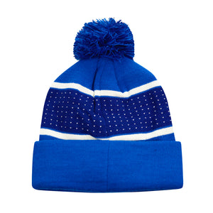 "El Salvador ""Pegged"" Adult Unisex Beanie by Icon Sports"
