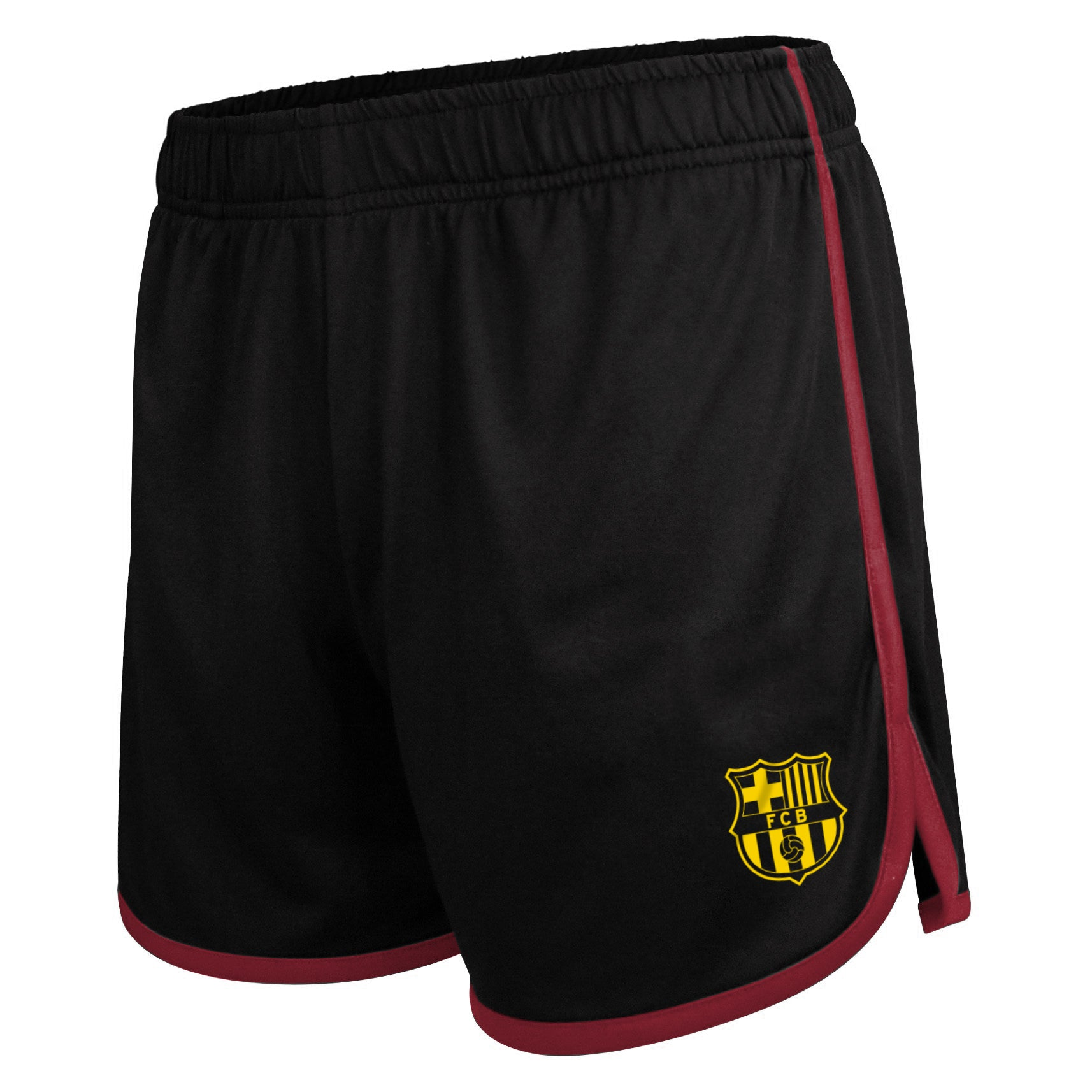 FC Barcelona Women's Track Shorts by Icon Sports