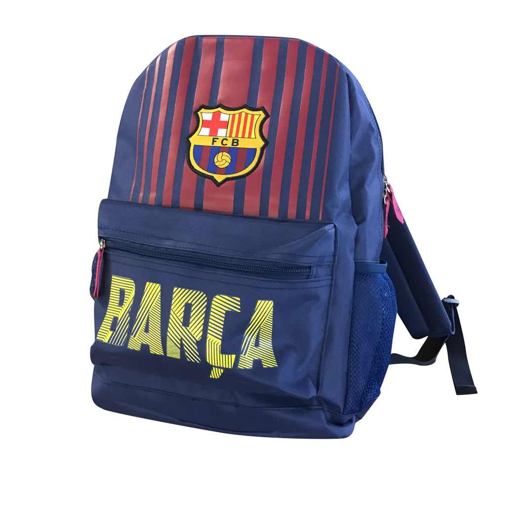 FC Barcelona Barça Backpack by Icon Sports