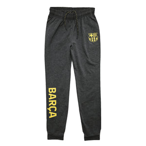 FC Barcelona Reflective Logo Youth Joggers by Icon Sports