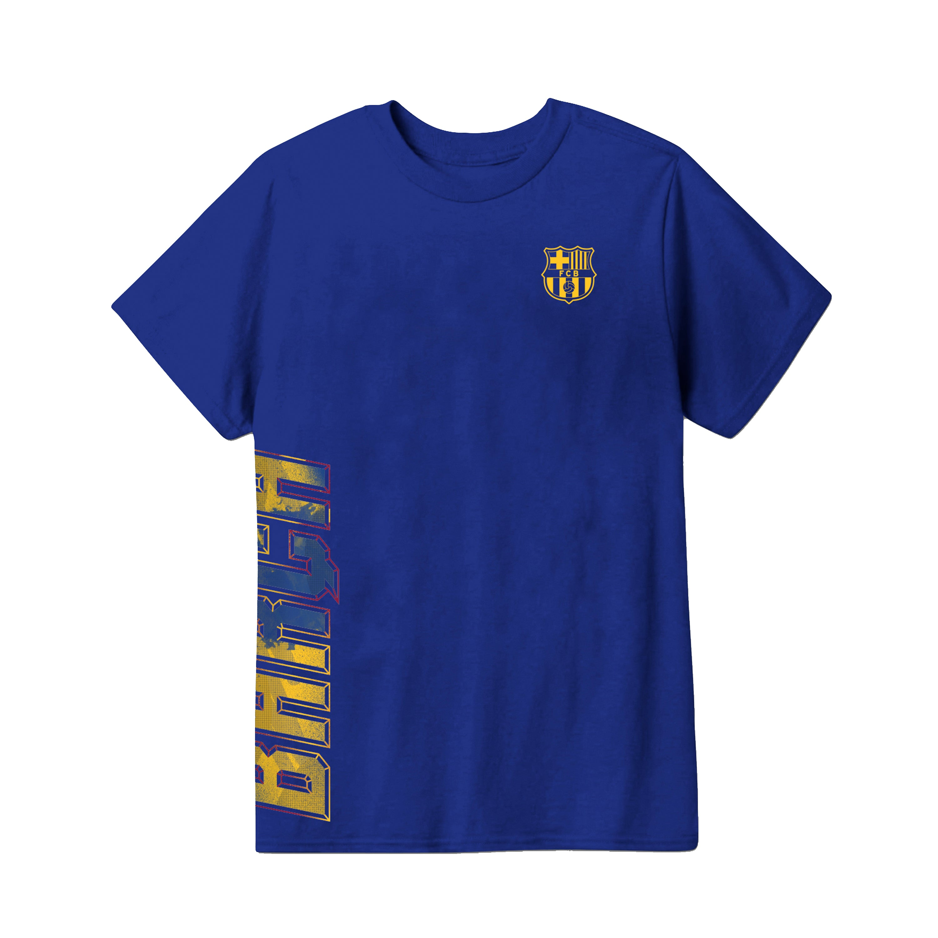 FC Barcelona Youth T-Shirt - Navy by Icon Sports