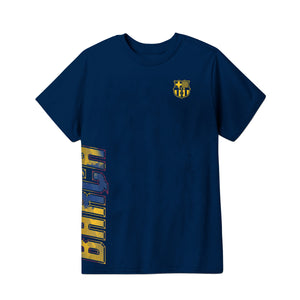 FC Barcelona Youth T-Shirt - Yellow by Icon Sports