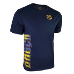 FC Barcelona T-Shirt - Navy by Icon Sports