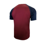 FC Barcelona 1899 Men's Training Class Shirt in Red by Icon Sports