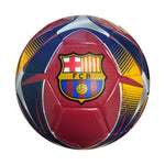 FC Barcelona Official Size 5 Soccer Ball - Maroon