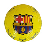 FC Barcelona Player Signature Size 5 Soccer Ball by Icon Sports
