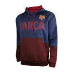 "FC Barcelona ""Space-Dye"" Pullover Hoodie by Icon Sports"