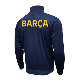 "FC Barcelona Youth Full-Zip ""NextGen"" Track Jacket by Icon Sports"