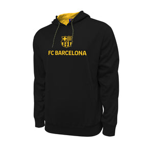 FC Barcelona Messi Hyper OL Pullover Hoodie - Black by Icon Sports