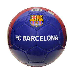 FC Barcelona MESSI Size 5 Soccer Ball - Blue by Icon Sports