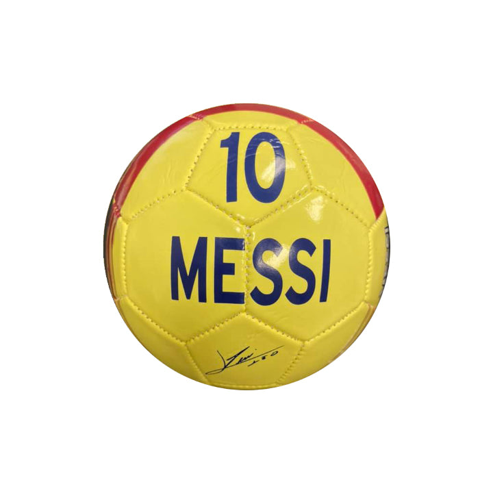 FC Barcelona MESSI Size 2 Soccer Ball by Icon Sports
