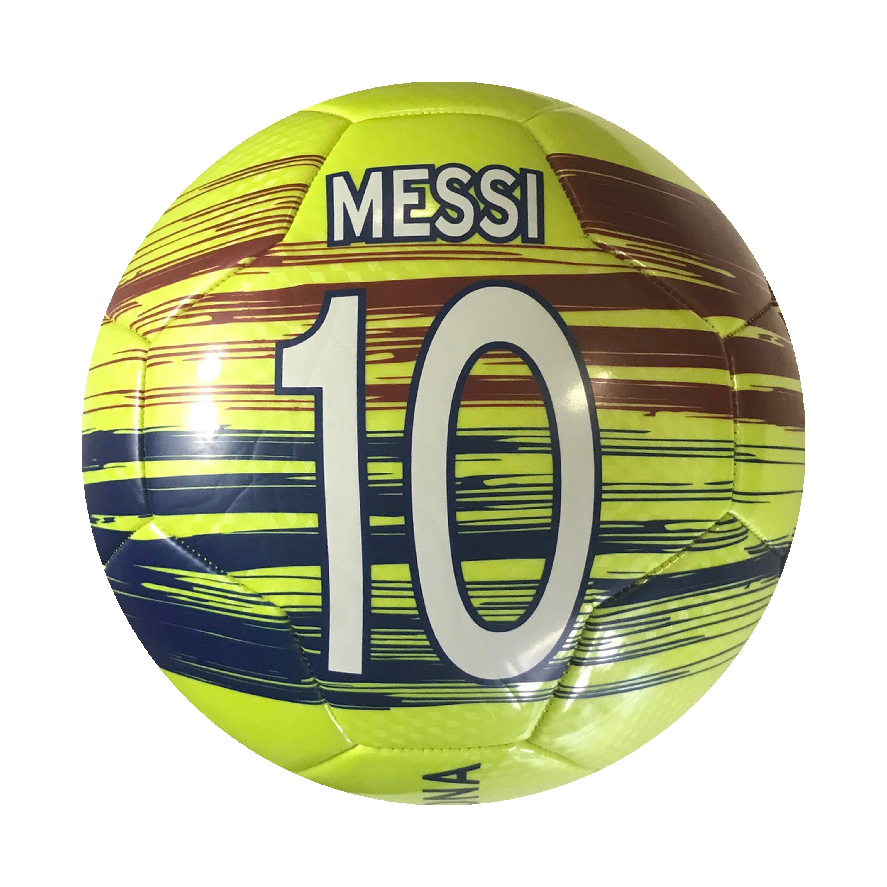 FC Barcelona MESSI Size 5 Soccer Ball