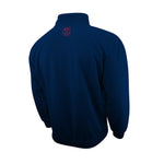 "FC Barcelona ""Centering"" Adult Full-Zip Track Jacket - Red by Icon Sports"