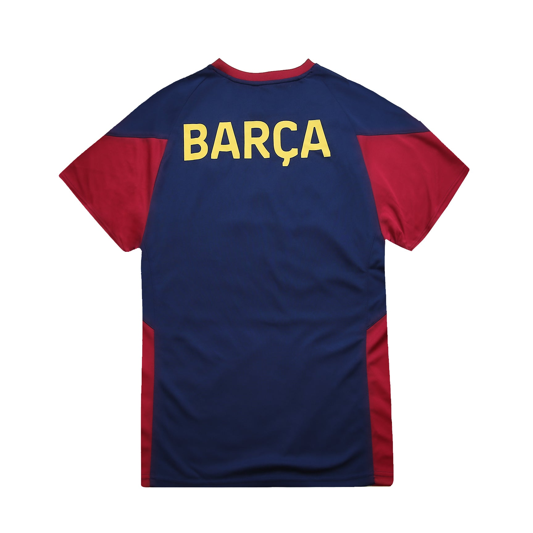 FC Barcelona Youth Game Class Striker Shirt - Navy by Icon Sports