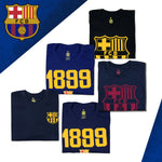 Fan T-Shirt Bundle - FC Barcelona by Icon Sports