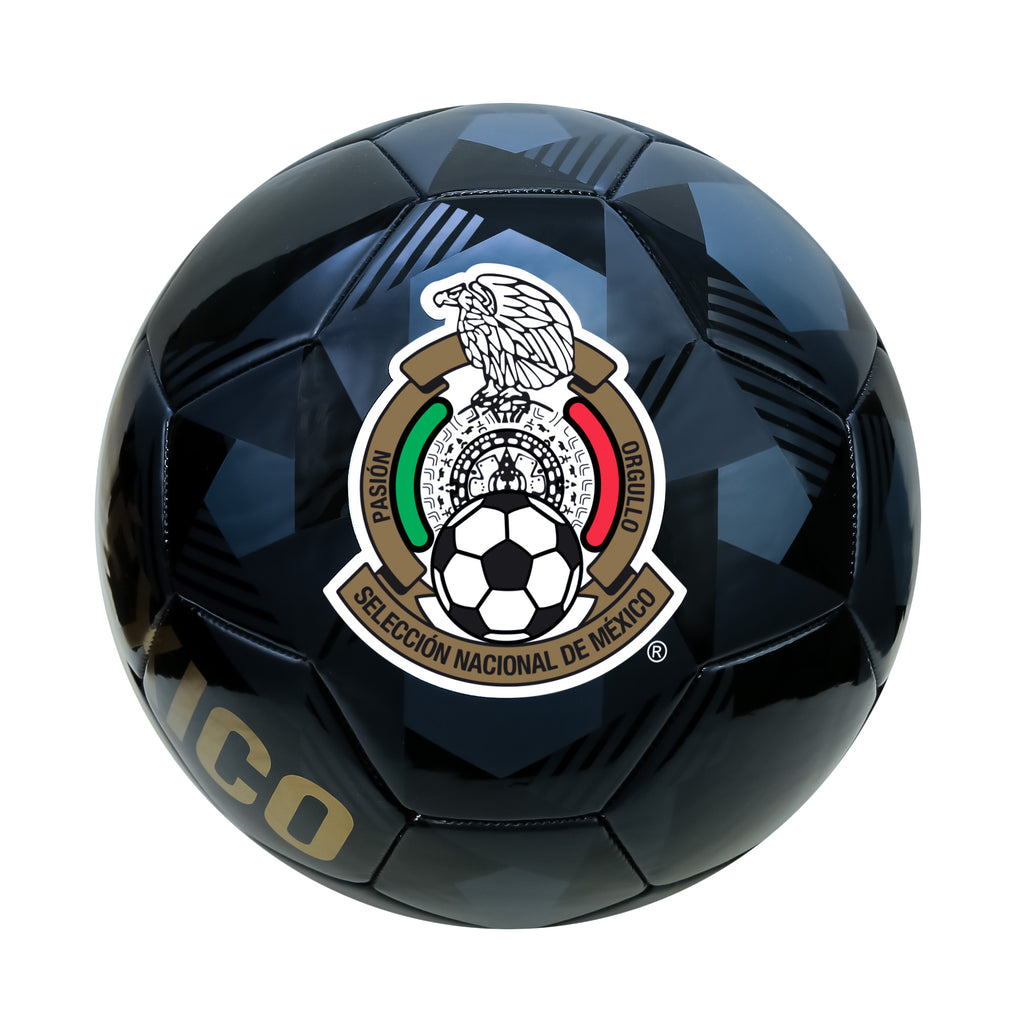 Mexico National Soccer Team Regulation Size 5 Soccer Ball by Icon Sports