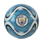 Manchester City Sky Coined Size 5 Soccer Ball by Icon Sports