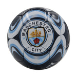 Manchester City Navy Coined Size 5 Soccer Ball by Icon Sports