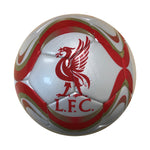 Liverpool FC Coined Size 5 Soccer Ball - Pearl by Icon Sports