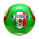 Mexico Hurricane Team Regulation Size 5 Soccer Ball by Icon Sports
