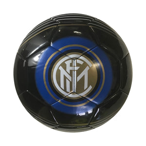 Inter Milan Logo Regulation Size 5 Soccer Ball by Icon Sports