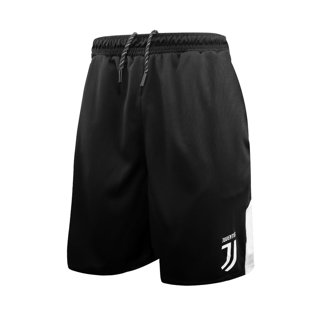 Juventus Men's Athletic Soccer Shorts by Icon Sports