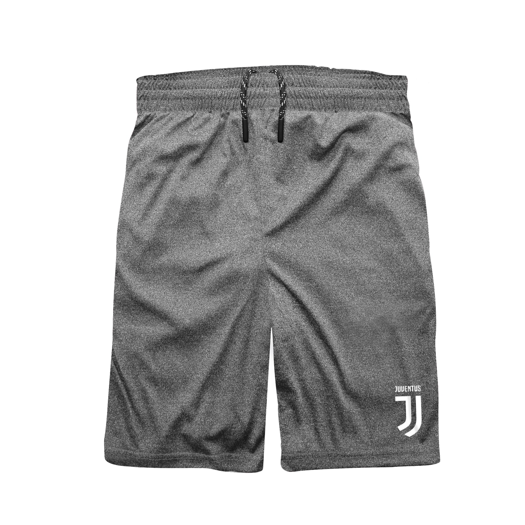 Juventus Youth Logo Soccer Shorts by Icon Sports