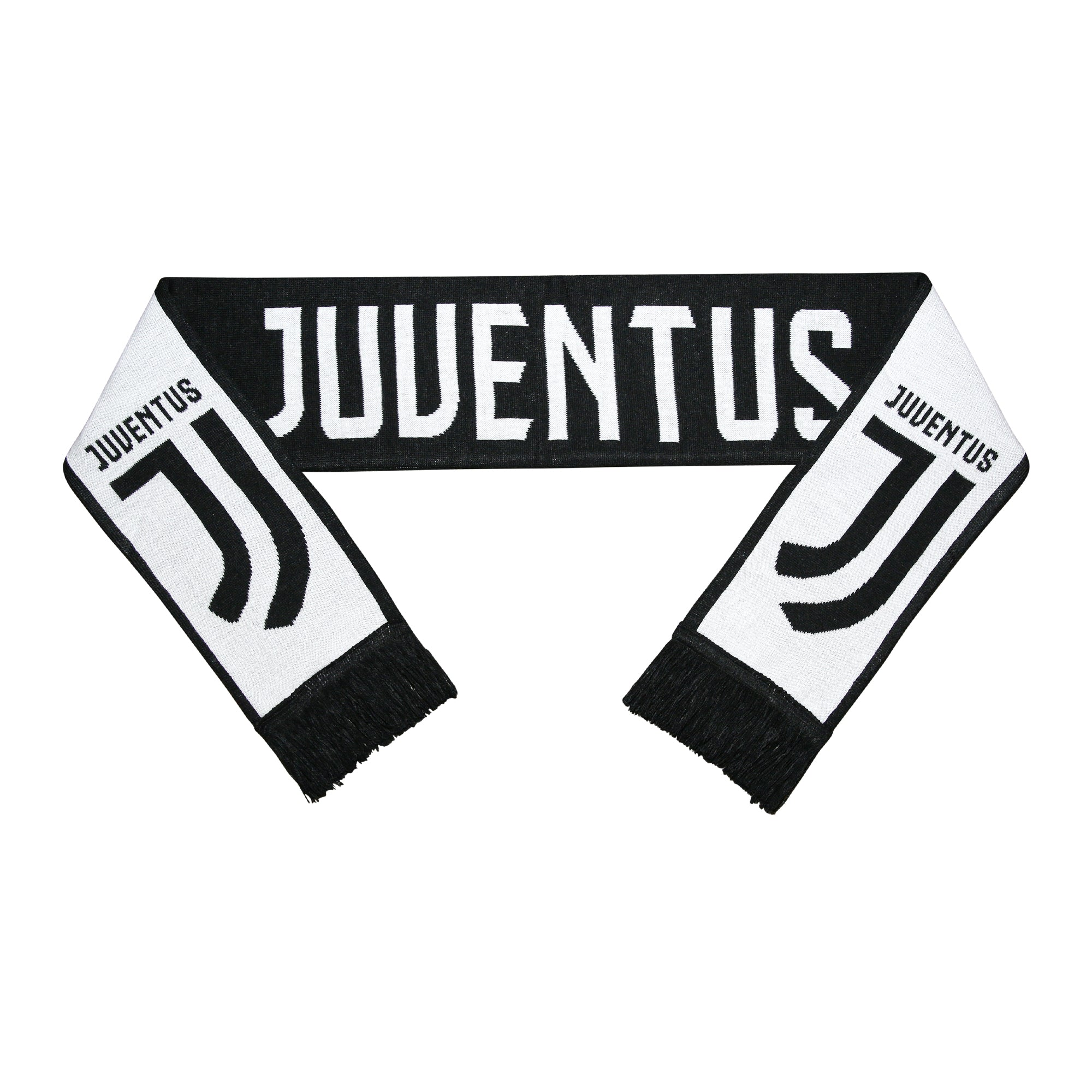 Juventus Reversible Fan Scarf by Icon Sports