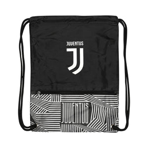 Juventus Drawstring Cinch Bag by Icon Sports