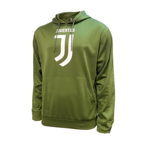 uventus Pullover Hoodie Youth- Olive Green by Icon Sports