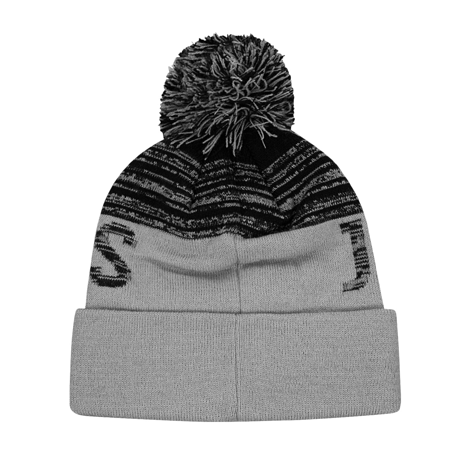 Juventus Shade Pom Beanie by Icon Sports