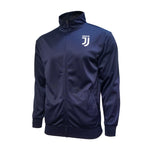 Juventus Adult Full-Zip Liquefied Track Jacket - Navy by Icon Sports