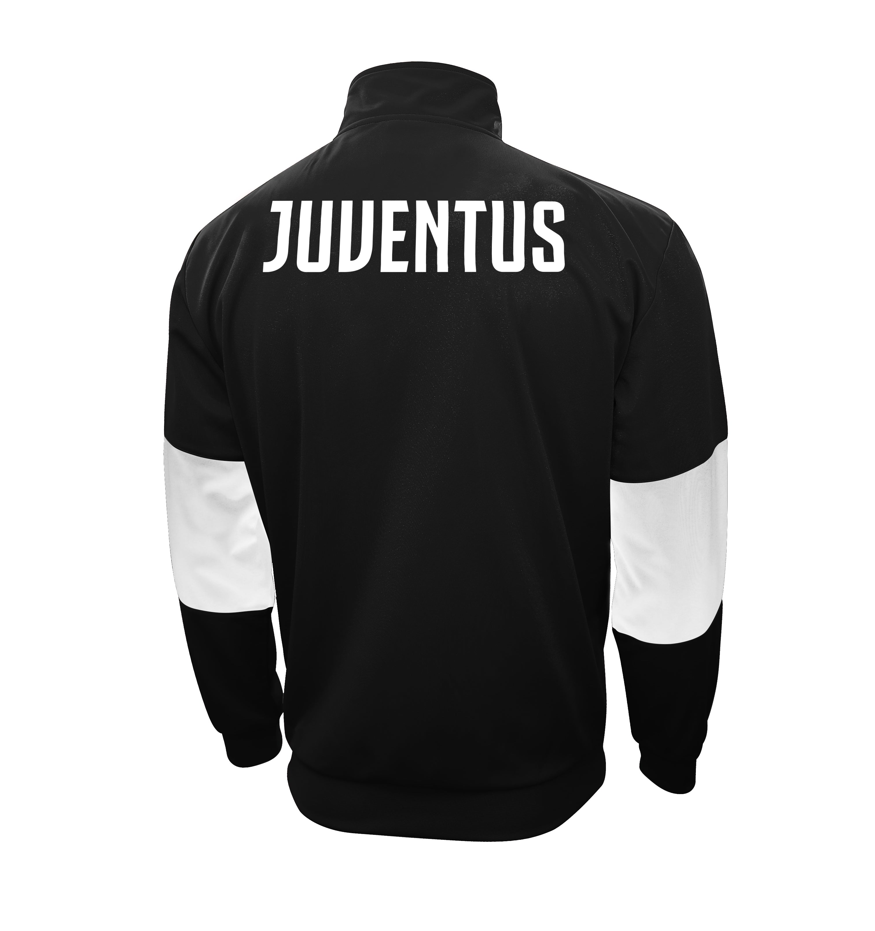 "Juventus Adult Full-Zip ""Touchline"" Track Jacket by Icon Sports"