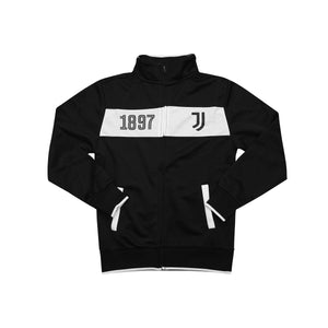 "Juventus Youth Full-Zip ""Centered"" Track Jacket by Icon Sports"